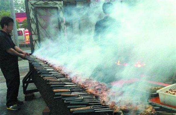 无烟烧烤设备,无烟烧烤机,无烟烧烤机厂家,无烟烧烤设备价格,