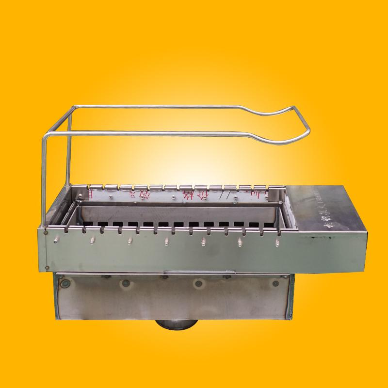 自动翻转烧烤机是如何实现自动翻转功能,自动翻转烧烤机,