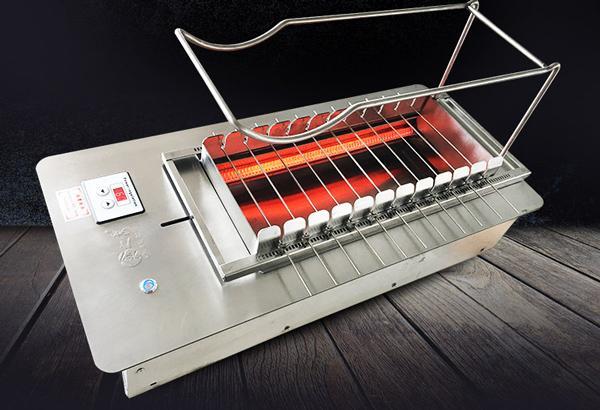 木炭烧烤炉,烧烤炉,自动电烤炉,