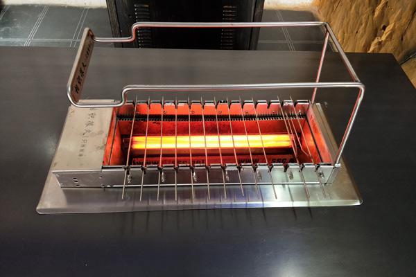 自动烧烤炉,自动烧烤机,链条式自动烧烤机,链条式自动烧烤炉,
