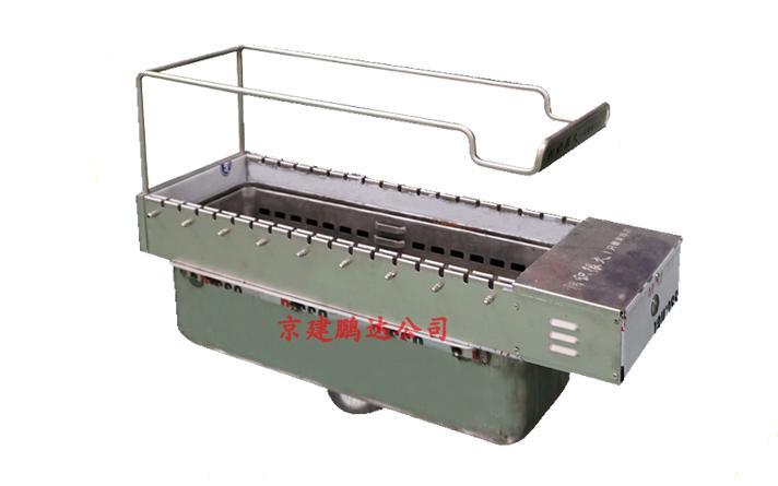 自动旋转木炭烧烤炉